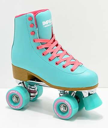 Impala Aqua Roller Skates