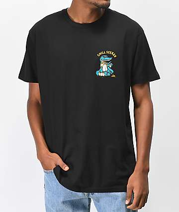 Imperial Motion Chill Gator Black T-Shirt