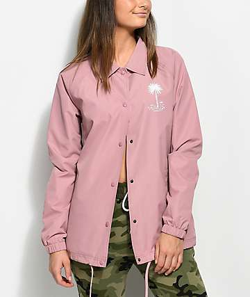 Imperial Motion Chill Seeker Mauve Coaches Jacket