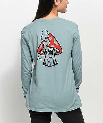 Imperial Motion Club House camiseta azul de manga larga