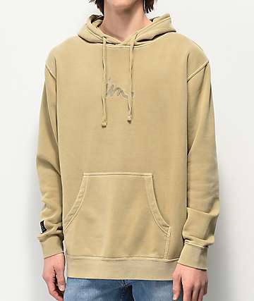 Imperial Motion Curser Light Brown Hoodie