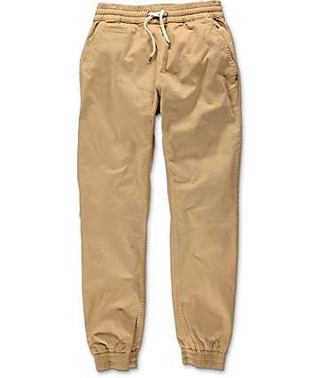 Imperial Motion Denny Khaki Jogger Pants