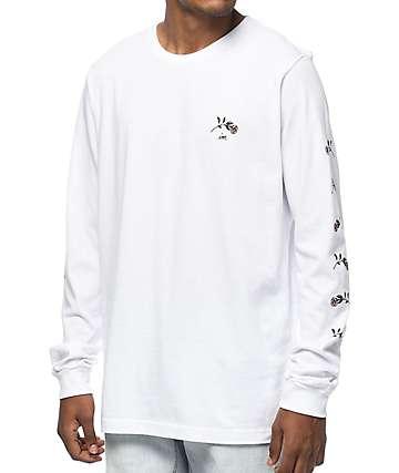 Imperial Motion Farewell camiseta blanca de manga larga
