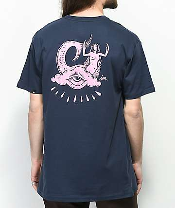 Imperial Motion Goddess Premium Navy T-Shirt