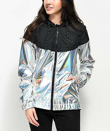 Imperial Motion Larter Iridescent Breaker Jacket