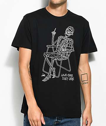 Imperial Motion Lawn Chair camiseta negra
