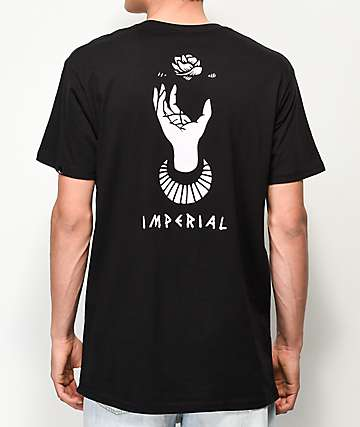 Imperial Motion Reach Black T-Shirt