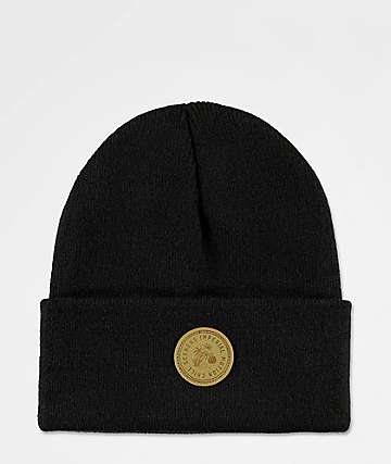 Imperial Motion Seeker Black Beanie