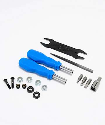 Independent 10 Set Skateboard Tool Kit