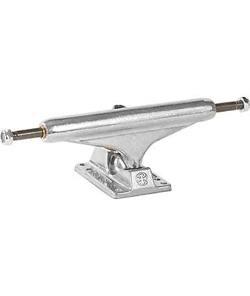Independent 159 Standard Raw Silver Skateboard Truck