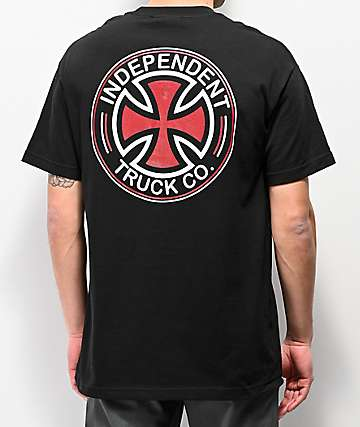Independent Directional Black T-Shirt