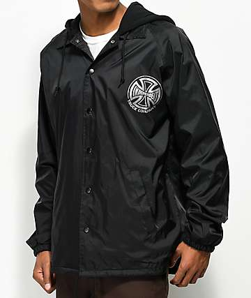Independent Foil Truck Co. Black Jacket