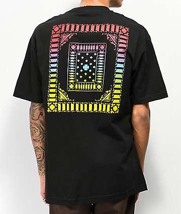 Independent Guzman Stencil Black T-Shirt