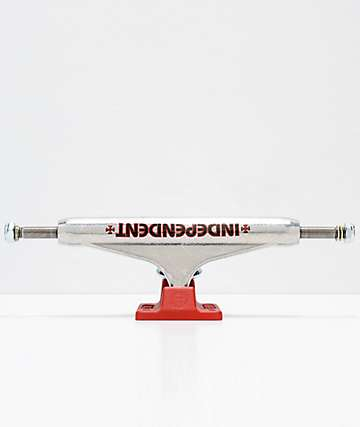 Independent Stage 11 Bar Cross 159 Silver Skateboard Truck