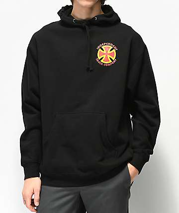 Independent Stage Black Hoodie