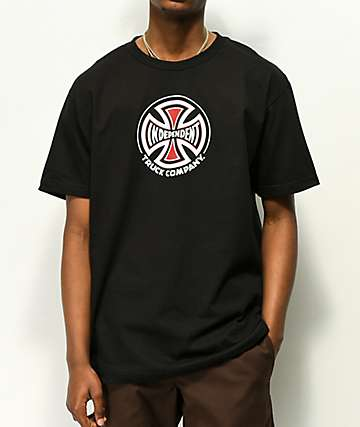 Independent Truck Co. Black T-Shirt