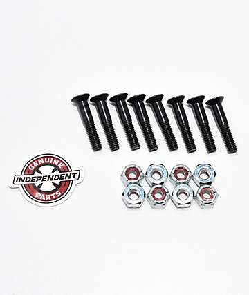 "Independent x Thrasher 1"" Skateboard Hardware"
