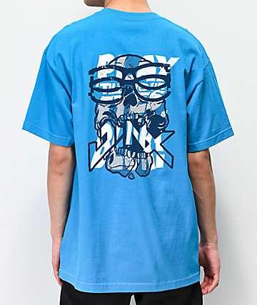 J!NX Blur Blue T-Shirt
