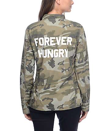 JV by Jac Vanek Forever Hunter Camo Jacket
