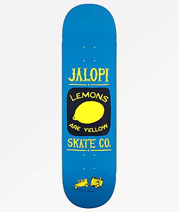 "Jalopi Skate Co. 8.75"" Team Skateboard Deck"