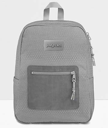 JanSport Ascent Super FX Grey Shadow Backpack