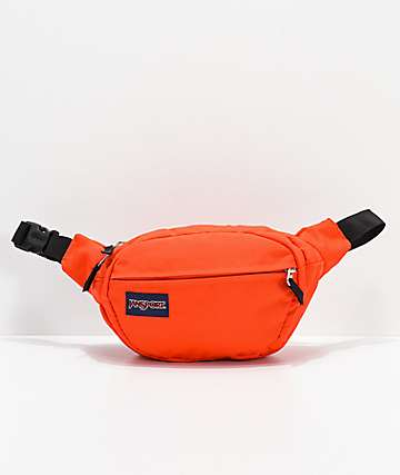 JanSport Fifth Avenue Cherry Tomato Fanny Pack