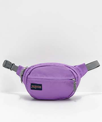 JanSport Fifth Avenue Vivid Lilac Fanny Pack