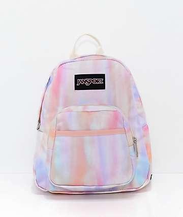 JanSport Half Pint FX Sunkissed Pastel Mini Backpack