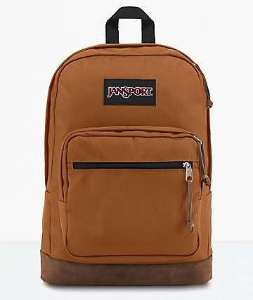 JanSport Right Pack Canyon Brown Backpack