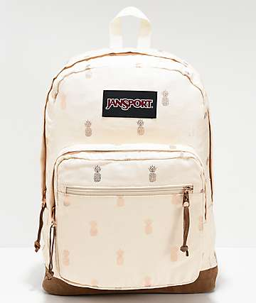 JanSport Right Pack Expressions Isabella Pineapple Backpack
