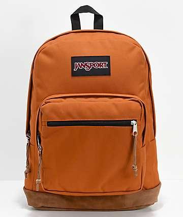 JanSport Right Pack mochila marrón