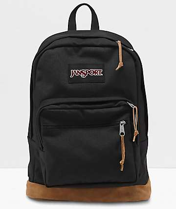 JanSport Right Pack mochila negra