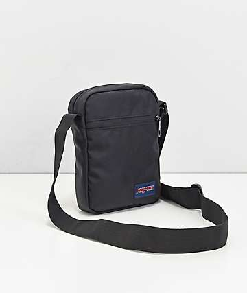 JanSport Weekender Black Crossbody Bag
