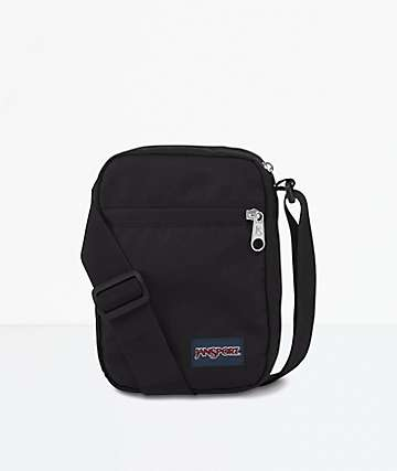 JanSport Weekender Black Utility Bag