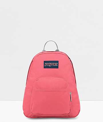 JanSport Weekender Strawberry Pink Crossbody Bag