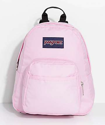 Jansport Half Pint Pink Mist 10L Backpack
