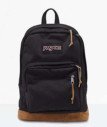 Jansport Right Pack Black 31L Backpack