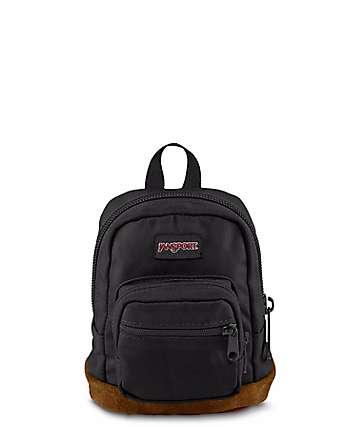 Jansport Right Pouch .05L mochila mini en negro
