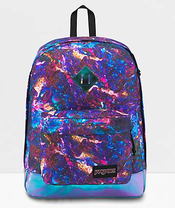 Jansport Super FX Mystic Rock Backpack