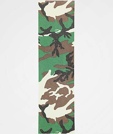 Jessup Woodland Camo Grip Tape