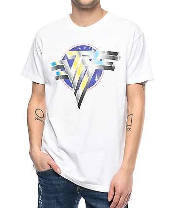 Just Have Fun World Tour camiseta blanca