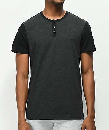 KR3W Daze camiseta de punto gris