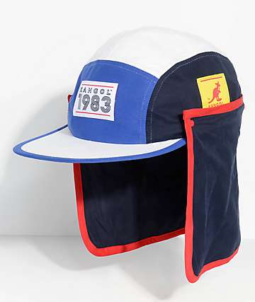 Kangol 1983 Hero Navy Sun Hat
