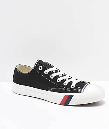 Keds Royal Lo Classic Black Shoes