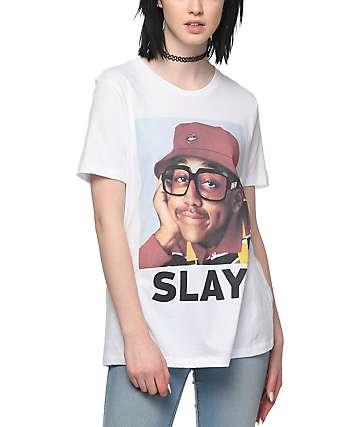 Kill Brand Family Slay camiseta blanca