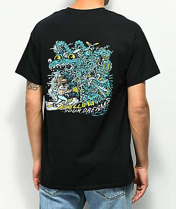 Killer Acid Dreams Black T-Shirt