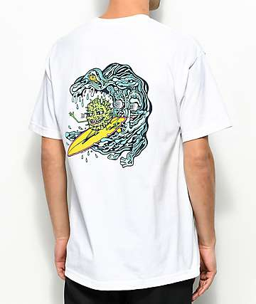 Killer Acid High Tide White T-Shirt