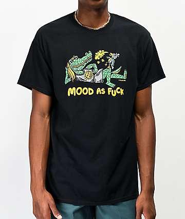 Killer Acid Mood AF Black T-Shirt