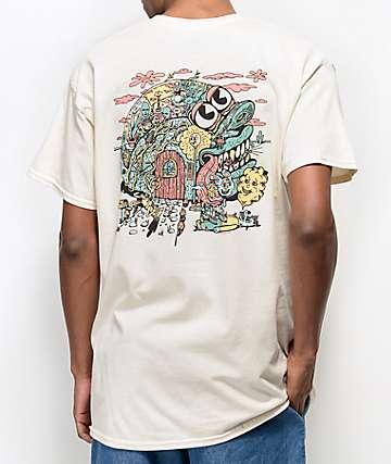 Killer Acid Way Out West camiseta en color arena