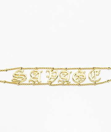 King Ice Savage Choker Necklace